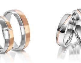 Nro 42 kilpailuun Retouching / Illustrate Wedding Rings  (LONG TERM WORKSHIP up to 13$ per Image) käyttäjältä retOraclena