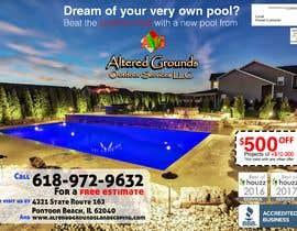 nº 8 pour Design an Advertisement for Pools par ccamilo88