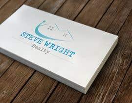 Nro 125 kilpailuun Design a real estate logo and business card layout for Steve Wright Realty käyttäjältä riazhamidullah