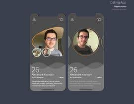 #62 for Smart dating app design by donigraphic