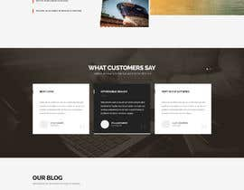 #32 for Design and create HTML5 template by Tonisaha