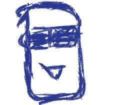 #20 untuk Design a sketch Logo like my drawing oleh TheMaryamMirza