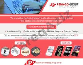 #4 untuk Half Page advertisement for Penngo Group oleh tareqaziz218