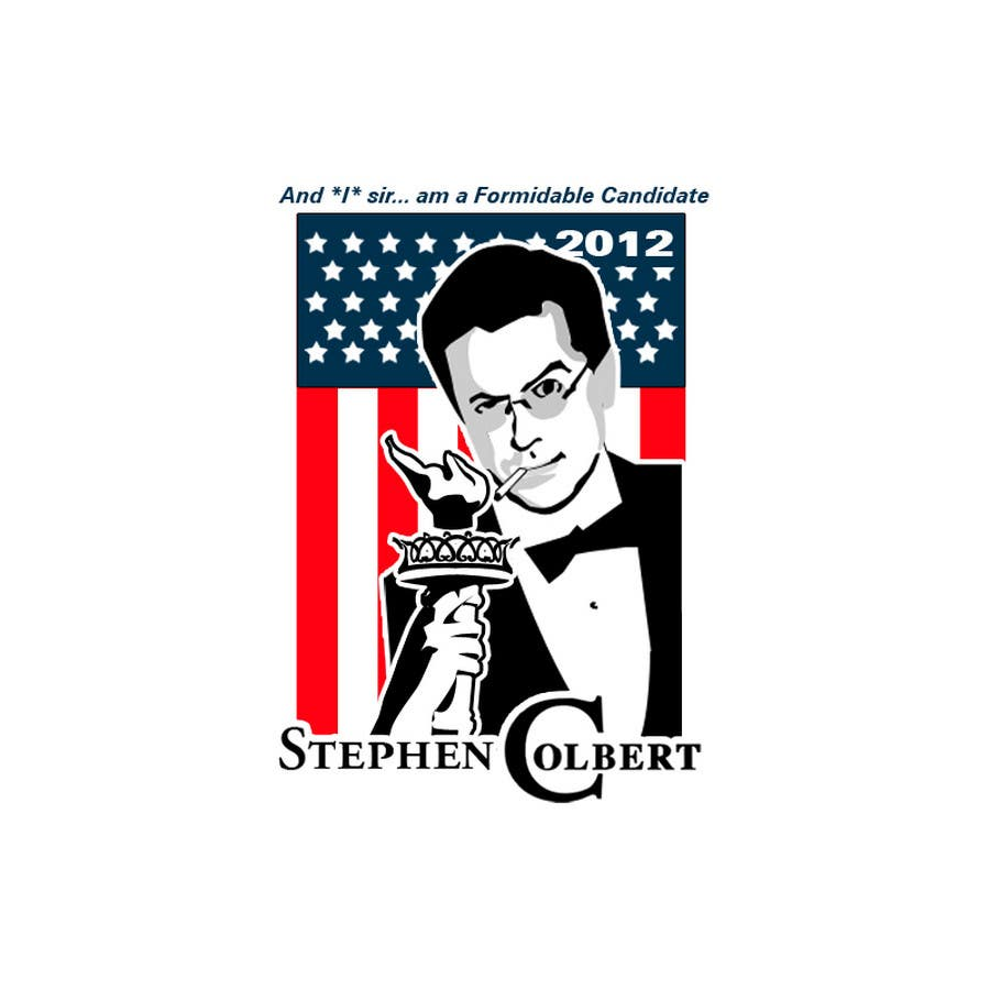 Contest Entry #                                        3428                                      for                                         US Presidential Campaign Logo Design Contest