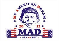 Graphic Design Kilpailutyö #3960 kilpailuun US Presidential Campaign Logo Design Contest