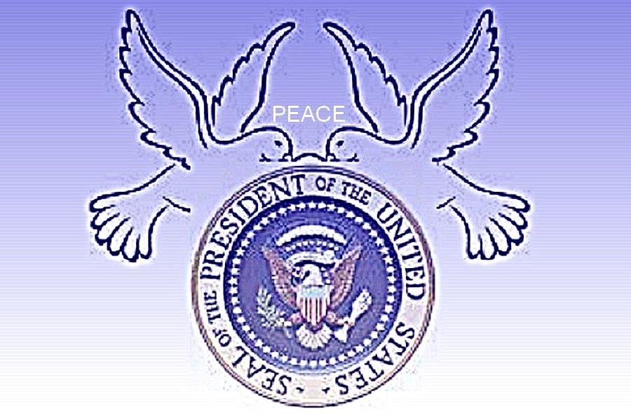 Kilpailutyö #3716 kilpailussa US Presidential Campaign Logo Design Contest