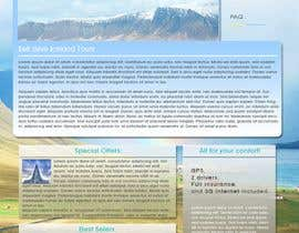 #13 para Website Design for Arctic Experience Iceland por barboo