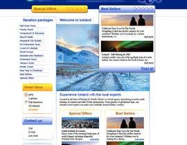 #15 for Website Design for Arctic Experience Iceland by Josh4C
