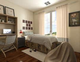 #16 for Unisex children's bedroom design x 2 af reyanansari