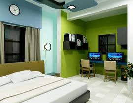 #31 for Unisex children's bedroom design x 2 af jimdsouza1