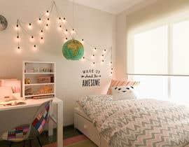 #33 for Unisex children's bedroom design x 2 af DohaElamin