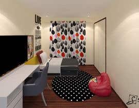 #8 for Unisex children's bedroom design x 2 af ssquaredesign