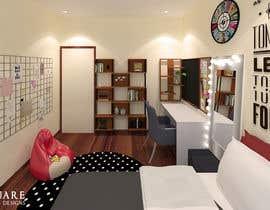 #9 for Unisex children's bedroom design x 2 af ssquaredesign