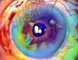 """#50 para Make """"Art"""" out of medical ophthalmology pictures por danibianchi28"""