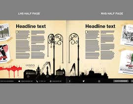 #9 for Graphic Designs needed for add in a newspaper (urgent) , Newsletter banner/layout, etc by rajaitoya