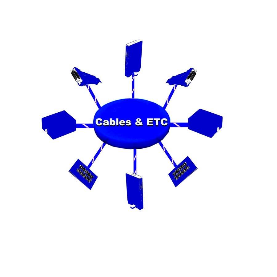 Konkurrenceindlæg #1 for Logo Design for Cables & ETC