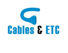 #205 para Logo Design for Cables & ETC por marufmrb