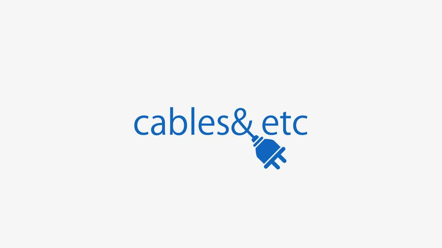 #200 for Logo Design for Cables & ETC by halfadrenalin