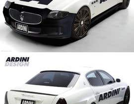 #22 cho Design an Advertisement for a Car Painting bởi vinu91