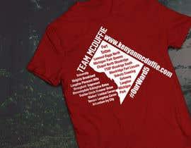 #76 for New tshirt design - quick turnaround af nurallam121