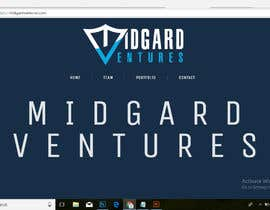 #73 для Create the logo for Midgard Ventures/Midgard Research от KUZIman