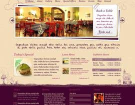 #12 untuk Build a Website for a restaurant and a one page website for a small community oleh yermglm