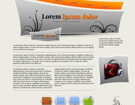 #2 untuk Build a Website for a restaurant and a one page website for a small community oleh Udovas
