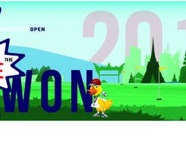 #18 cho Banner for Golf Tournament..  Thailand Amateur Open bởi almaktoom