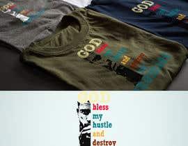 #18 for T-shirt design by cimpeanrazvan