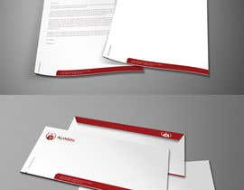 #59 untuk Stationery Design for AlJamal Real Estate Co. oleh FareehaZ