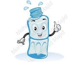 nadiashams tarafından Graphic Design - plastic bottle için no 8
