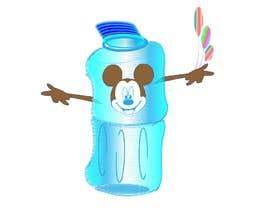 mahbub07bd tarafından Graphic Design - plastic bottle için no 15