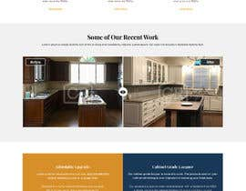 #8 for CR - Cabinet Refinishing WebSite by xprtdesigner