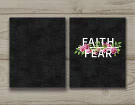 #235 for Faith Over Fear Book Cover Contest af KarenBustamante