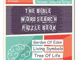 #35 for The Bible Word Search Puzzle Book Cover by DesignPeter