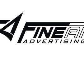 #69 untuk Design a Logo for FineART Advertising oleh infinityvash