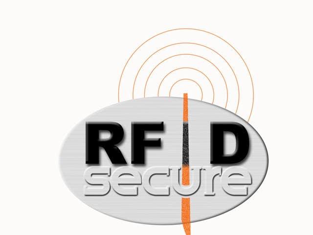 Penyertaan Peraduan #4 untuk Logo Design for RFIDSecure