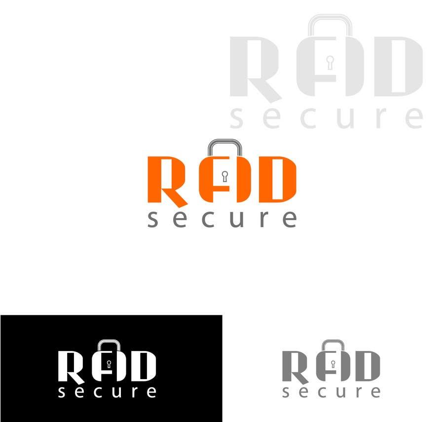 Конкурсная заявка №55 для Logo Design for RFIDSecure