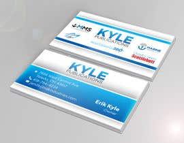 #17 untuk Design some Business Cards for Company oleh angelacini
