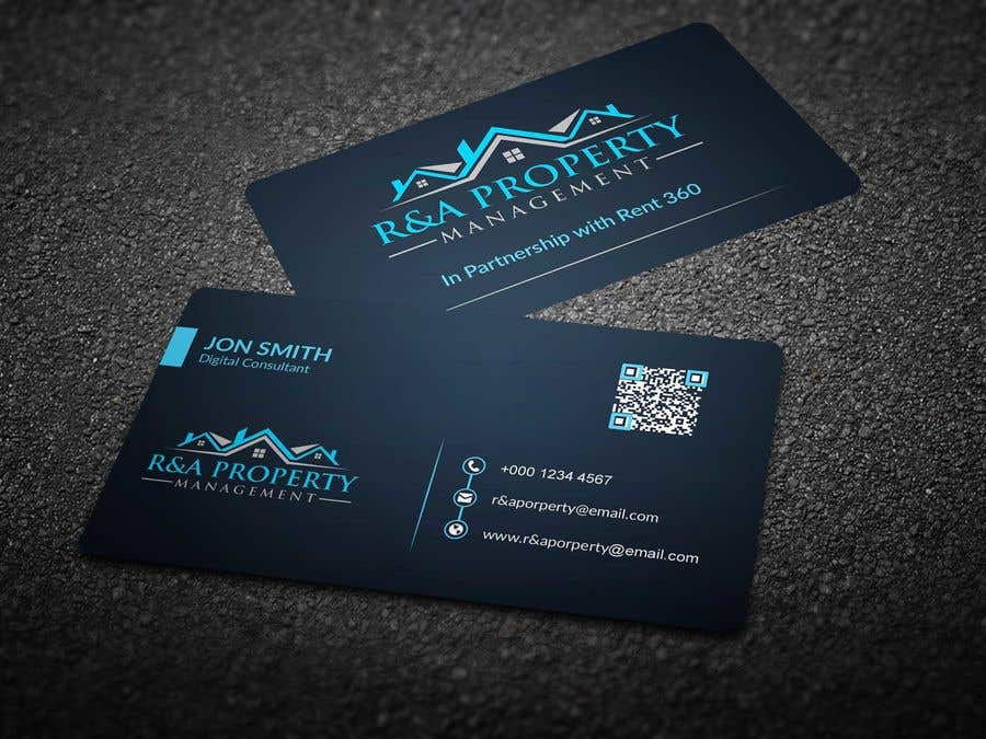 Entry 69 by chandrarahuldas for design digital business cards to business card colourmoves
