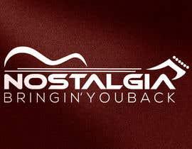 #80 untuk Nostalgia musical logo oleh hafij67