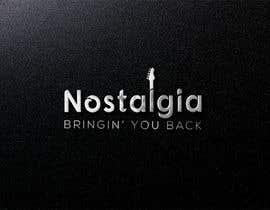 #13 untuk Nostalgia musical logo oleh khanmorshad2