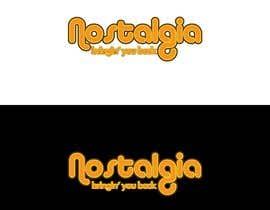 #33 untuk Nostalgia musical logo oleh garyherbert1970