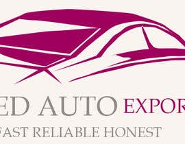 #40 for A logo for a small Car Export company by vivekrayapudi