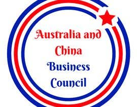 "designsbymallika tarafından Logo design for "" Australia China Business & Culture Council"" colour base is navy blue and red, please reference both national flags için no 1"