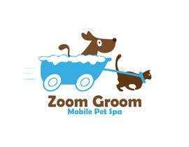 #73 cho Design a logo for a mobile pet grooming business bởi aymanhazeem