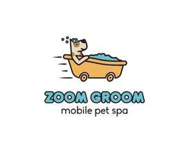 #27 cho Design a logo for a mobile pet grooming business bởi julianbp