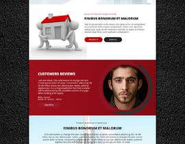 #5 for Real Estate Landing Page Template by pradeep9266