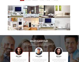 #28 for Real Estate Landing Page Template by ByteZappers