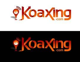 nº 746 pour LOGO DESIGN for marketing company: Koaxing.com par Woyislaw